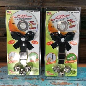 Other - (2) Pet Potty Training Jingle Bell Chimes